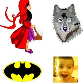حمراء حمراء باتمان و أشرف